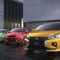 Mitsubishi Motors em dose dupla, Parte I - o irreverente citadino Space Star