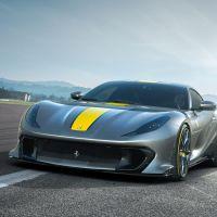 Ferrari 812 Competizione - o derradeiro porta-estandarte do poderoso V12 atmosférico italiano;