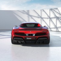 """Ferrari 296 GTB. É um V6! É um híbrido """"plug in""""! É um Cavalo Empinado! Que mais?..."""